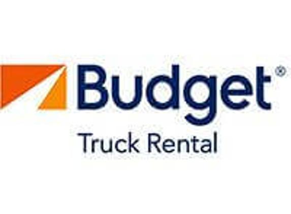 Budget Truck Rental - Garland, TX