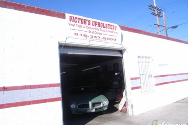Victor's Upholstery