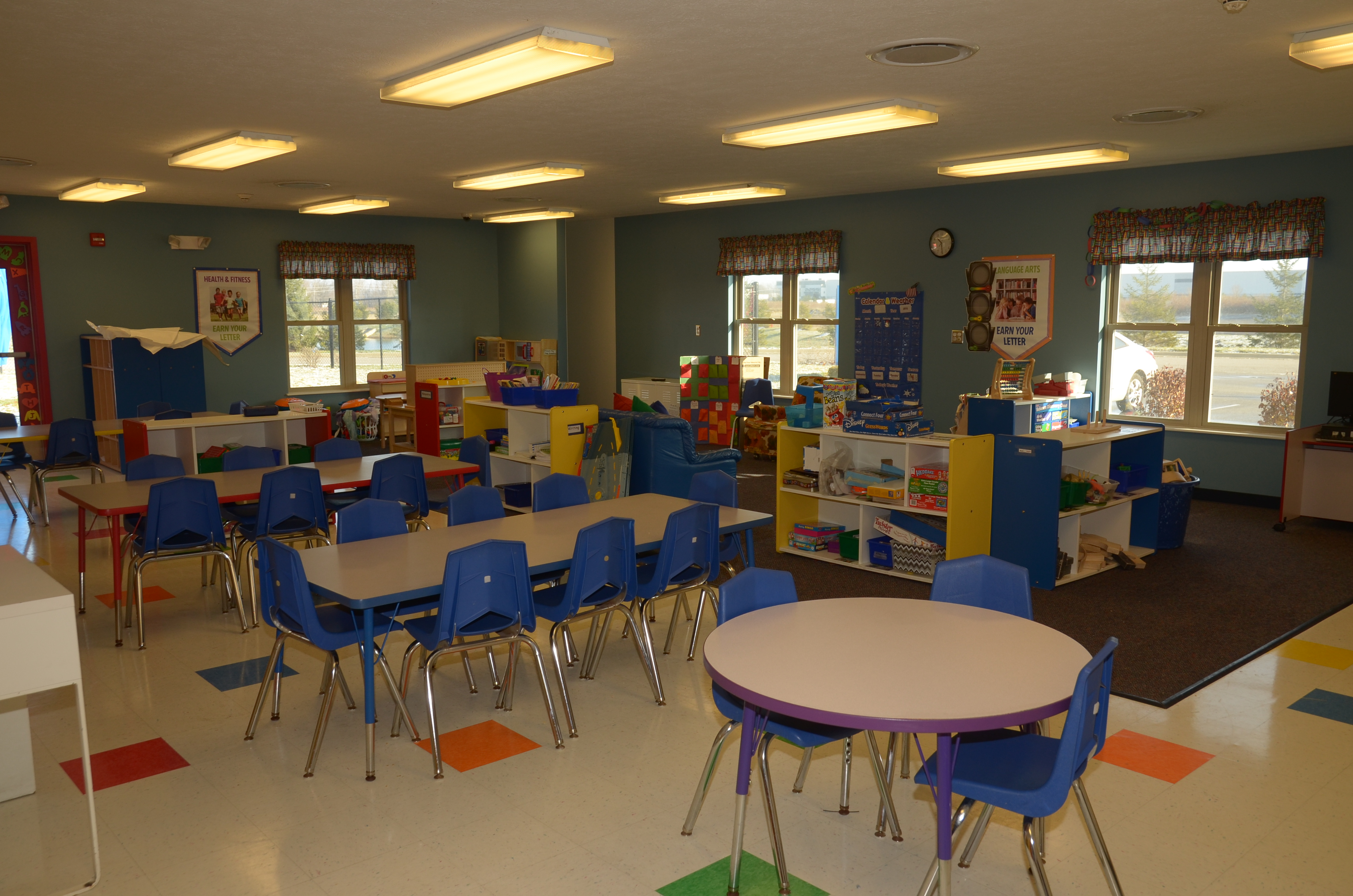 Rainbow Child Care Center Locations