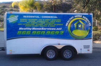 Healthy Home Services - Murrieta, CA