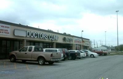 Donald G REX DDS - Houston, TX