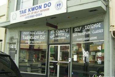 St Clair's Taekwondo