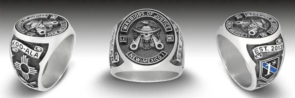 Dunham MFG Class Rings - El Paso, TX