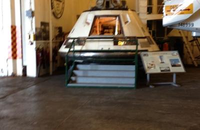 USS Hornet Museum - Alameda, CA. Important piece of history