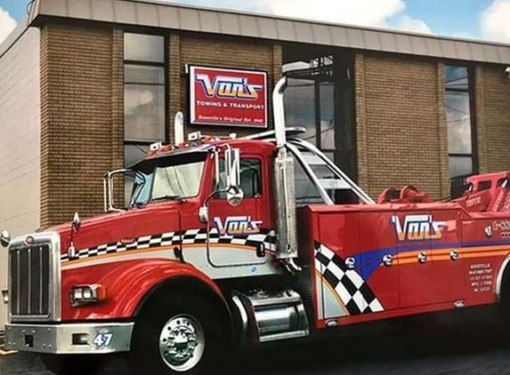 Van's Service Towing - Roseville, MI