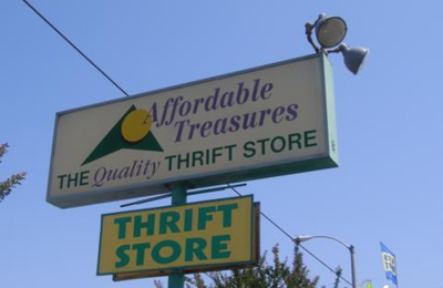 Affordable Treasures - Bellflower, CA