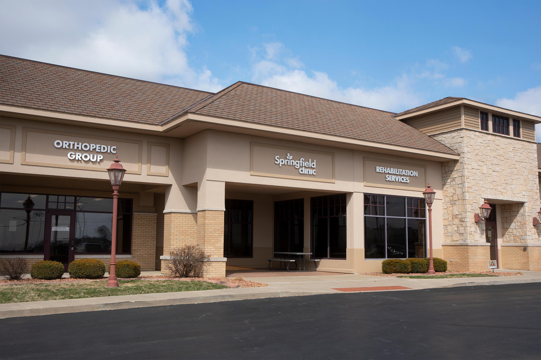 Springfield Clinic West Wabash 4525 West Wabash Avenue