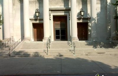 St Ignatius Church - Chicago, IL