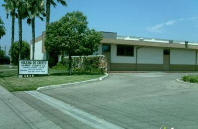 Iglesia De Cristo - Santa Ana, CA