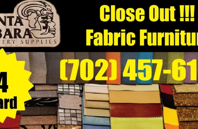 Santa Barbara Upholstery Supplies - Las Vegas, NV