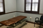 Spacious and Private Treatment Rooms