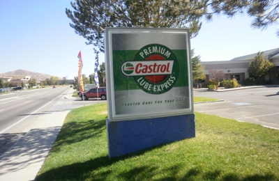 Castrol Premium Lube Express - Carson City, NV