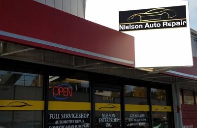 Nielson Auto Repair - Bellevue, WA
