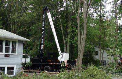 BEST TREE SERVICE - Syracuse, NY