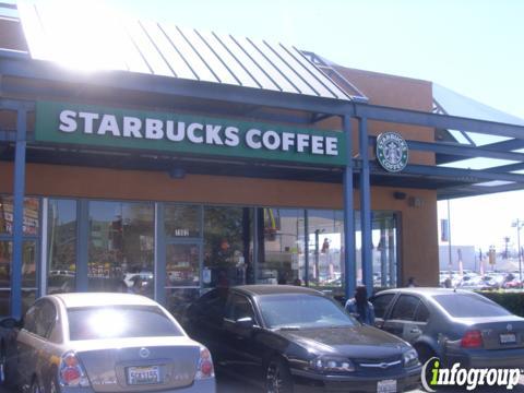 Starbucks Coffee, Panorama City CA