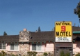 National 9 Motel - Santa Cruz, CA