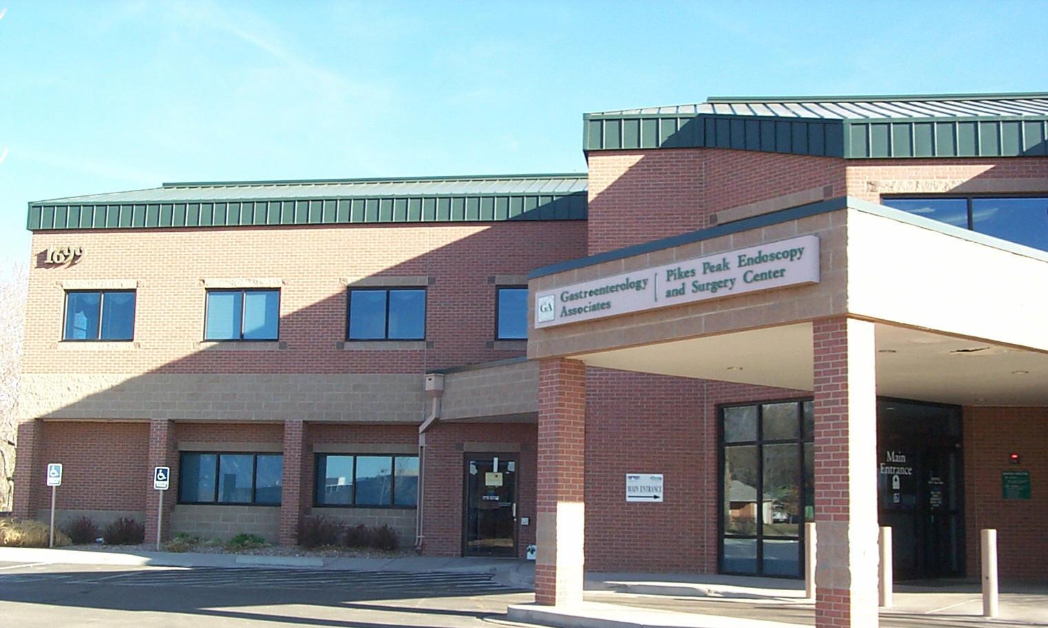 Gastroenterology Associates Of Colorado Springs 1699