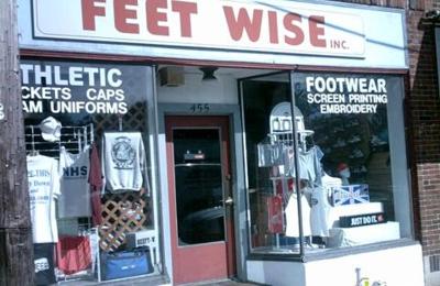Feet Wise Inc - Watertown, MA