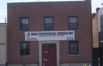 India Pentecostal Church Inc - Queens Village, NY