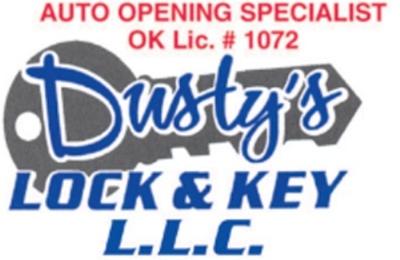 Dusty's Lock & Key LLC - Enid, OK