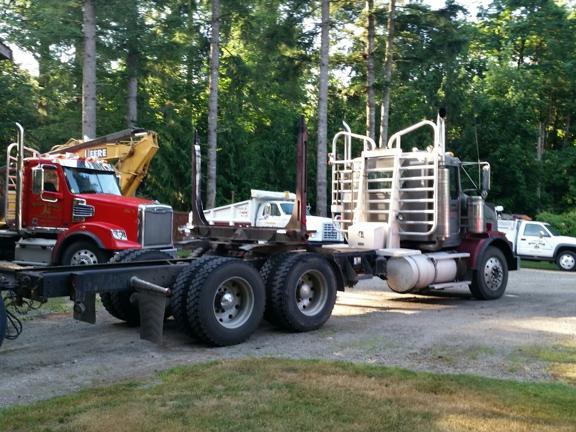 American Forest Lands Washington Logging Company