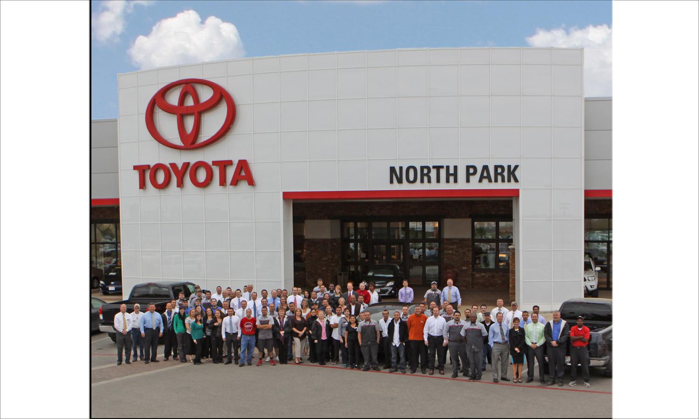 North Park Toyota of San Antonio 10703 SW Loop 410, San Antonio, TX ...