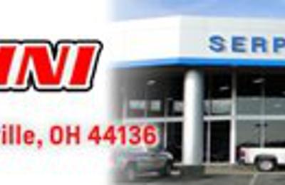 Serpentini Chevrolet Of Strongsville 15303 Royalton Rd Strongsville