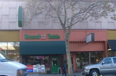 Round Table Pizza Lincoln Ca.Round Table Pizza 1175 Lincoln Ave San Jose Ca 95125 Yp Com