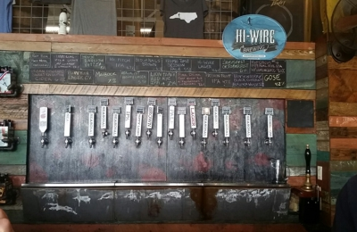 Hi-Wire Brewing - Asheville, NC