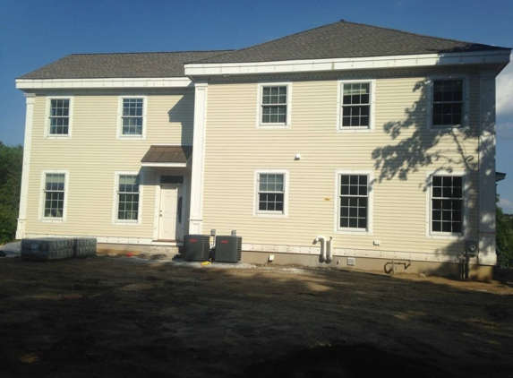 Taylor Forest Products Incorporated - Pembroke, MA. HardiePlank Sail Cloth & Kleer PVC Trim by Taylor Forest New England Area & Northeastern US