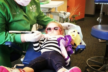 They make dentistry fun for the kids and are so kind!