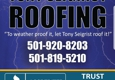 Tony Seigrist Roofing - Jacksonville, AR