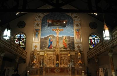 St Columba Church - New York, NY