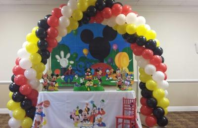 Finas Cakes - Orlando, FL. 1st birthday party. Thanks fina