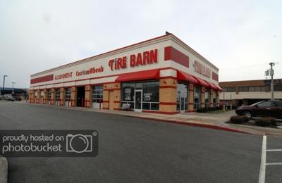 Tire Barn Warehouse - Johnson City, TN