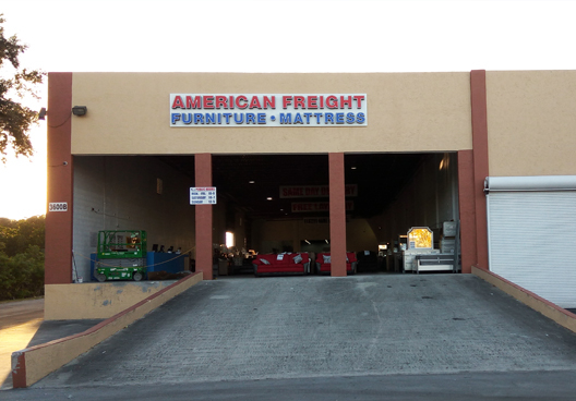 American Freight Furniture And Mattress 3600 N 29th Ave Hollywood Fl 33020 Yp