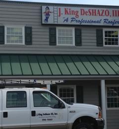 DeShazo Roofing-J. King DeShazo, III, Inc. - Ashland, VA