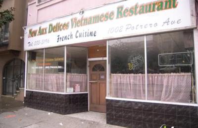 New Aux Delices - San Francisco, CA