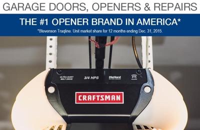 Sears Garage Door Installation and Repair - West Hills, CA