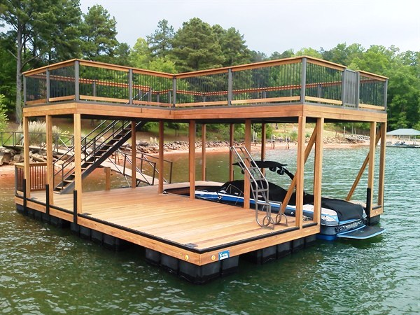 Custom dock systems inc 5032 highway 24 anderson sc for Custom home builders anderson sc