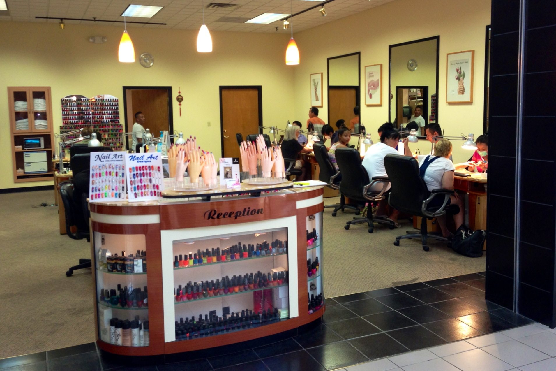 Elite Nails 3801 National Rd E Rm 529, Richmond, IN 47374 - YP.com
