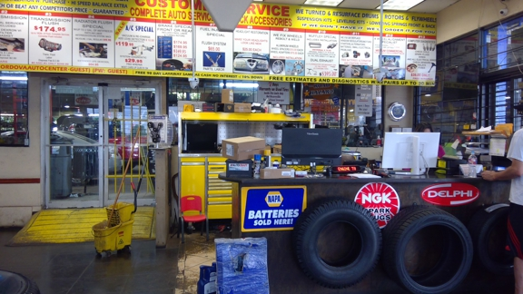 Cordova Auto Center #1: Tires, Wheels & Mufflers - San Antonio, TX
