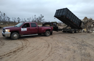 Tree Pros LLC - Remlap, AL. New Dump Trailer.