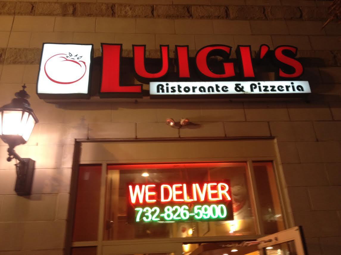 Luigi's Pizza, Perth Amboy NJ