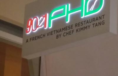 9021 Pho Restauraurant - Glendale, CA. Noddles are great