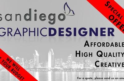 San Diego Graphic Designer - La Mesa, CA