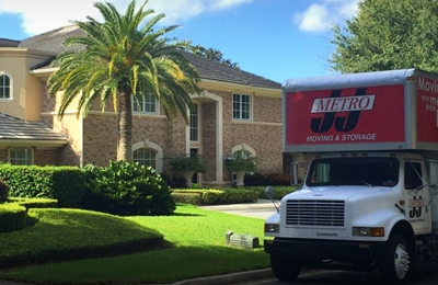J & J Metro Moving & Storage - Orlando, FL