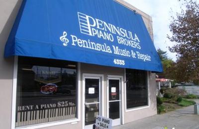 Peninsula Piano Brokers - Palo Alto, CA