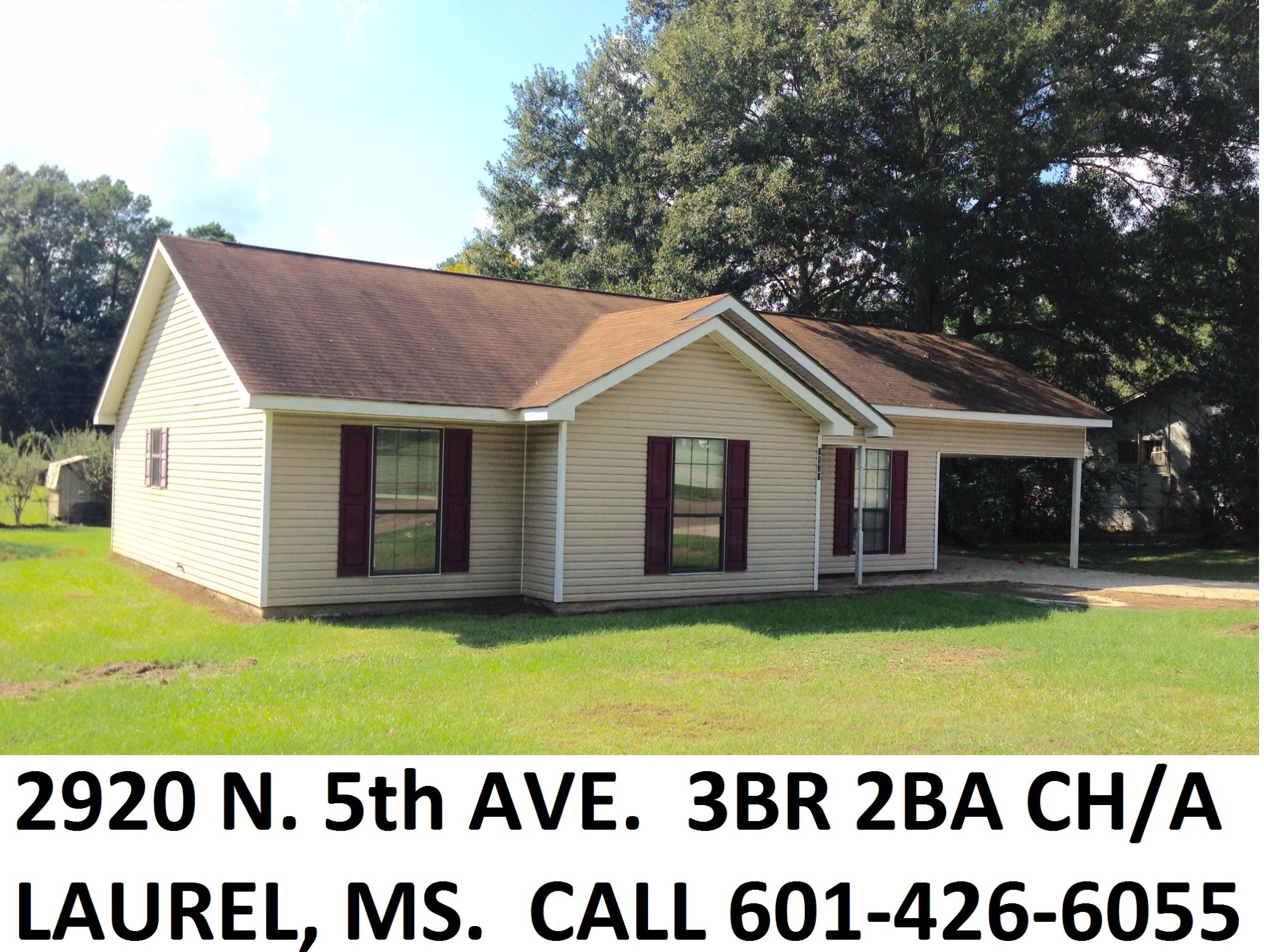 Section 8 Houses 515 N 13th Ave, Laurel, MS 39440 - YP.com