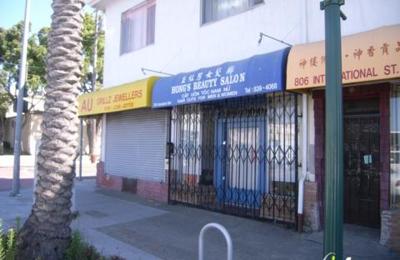 Hon's Salon - Oakland, CA